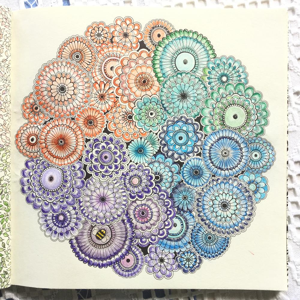 Image Result For Secret Garden Coloring